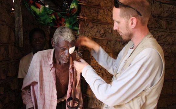 Angola: Medical and eye surgery outreach to Cuito Cuanavale and Mavinga