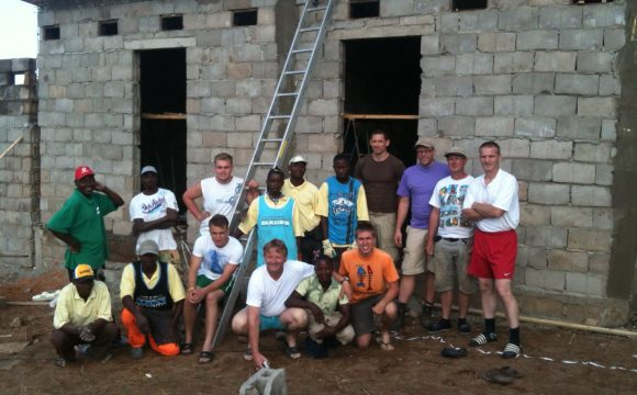 Extensions by SODA to the DFL Zavora clinic, Mozambique