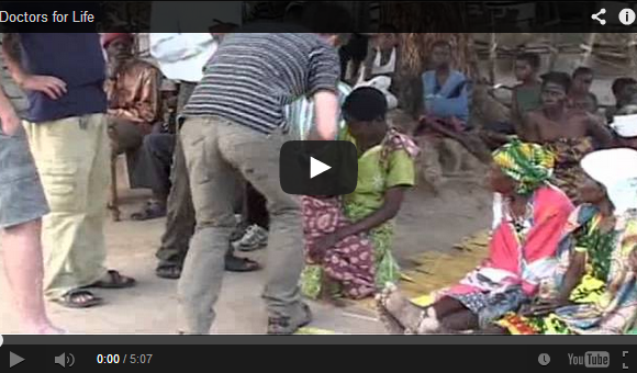 Video: Aid to Africa – work done during 2010