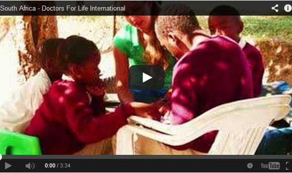 Video: Volunteers working with DFL's orphan project – part two