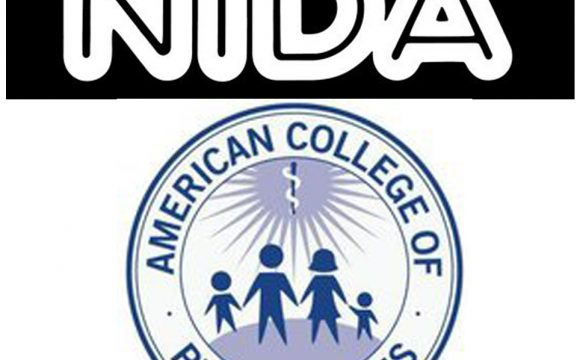 Statements from the National Institute of Drug Abuse and the  American College of Pediatricians.