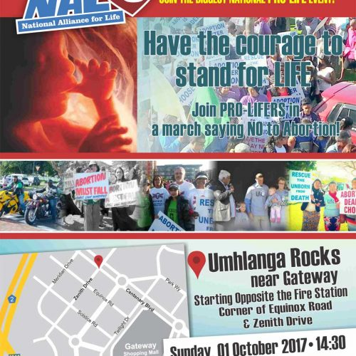 South African March for Life