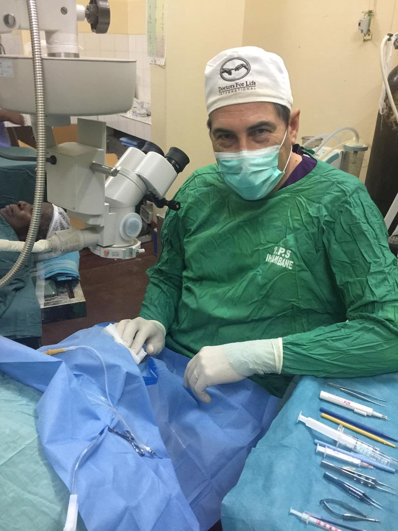 Mozambique Medical Outreaches