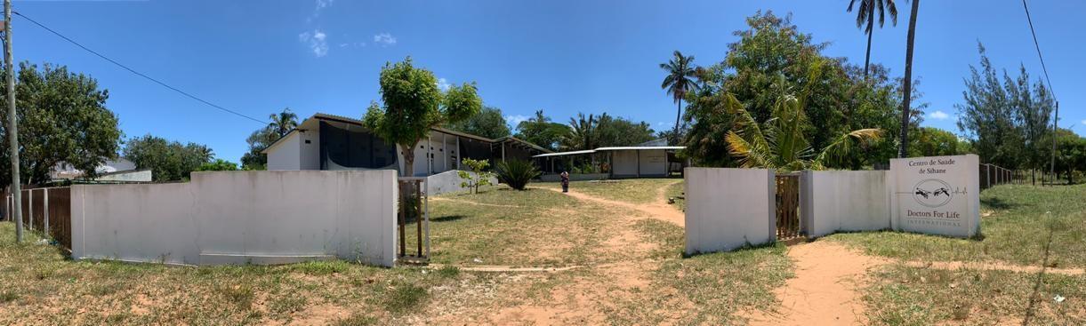 Centro de Saude de Sihane (aka Zavora Clinic)